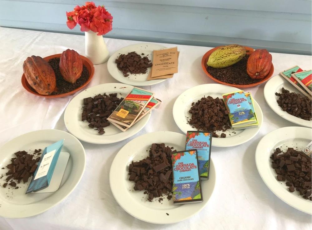 Chocolate tasting in Grenada 2 photo Heatheronhertravels.com