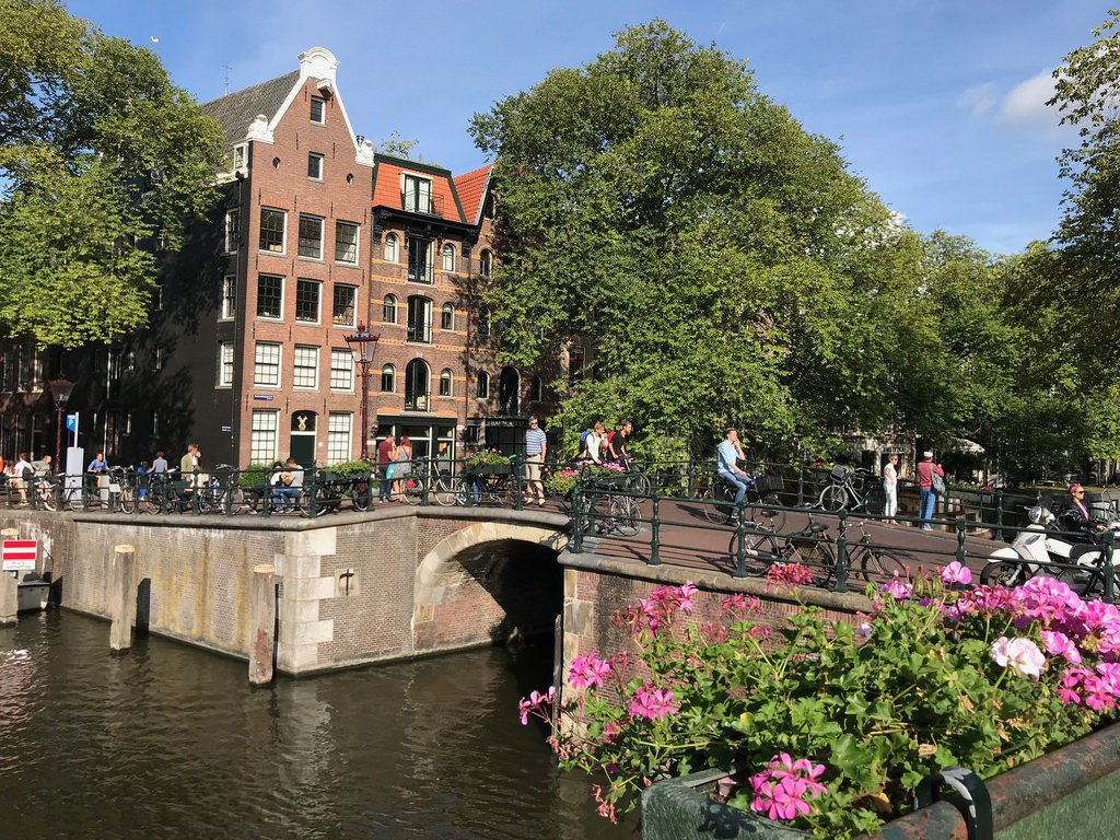Amsterdam on our Titan River cruise