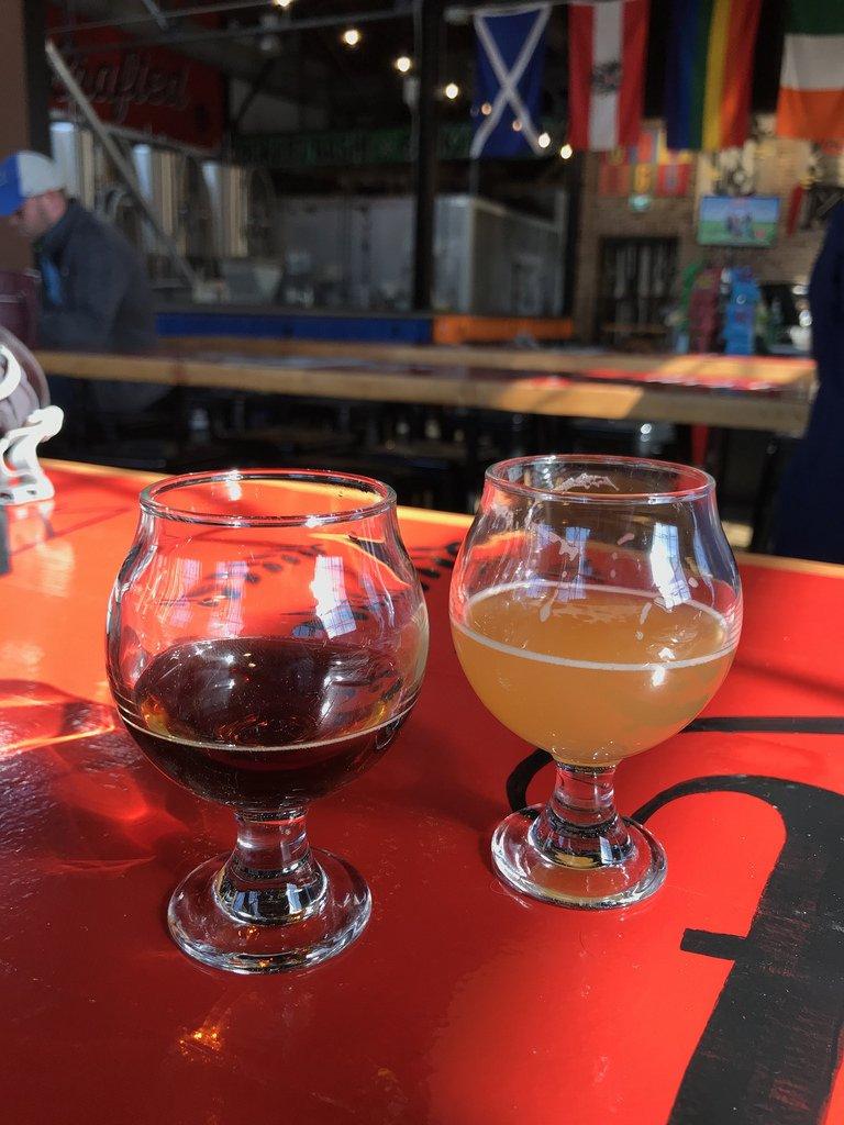 Garrison craft beer in Halifax Photo Heatheronhertravels.com