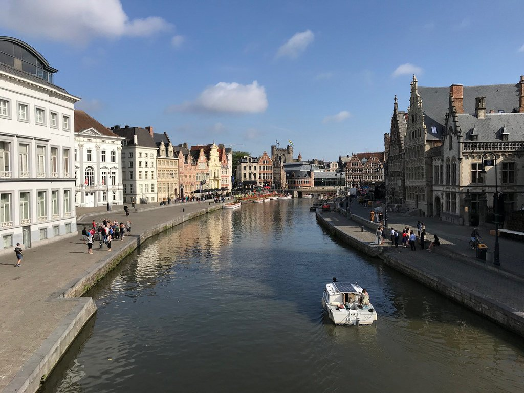 Ghent on our Titan River cruise
