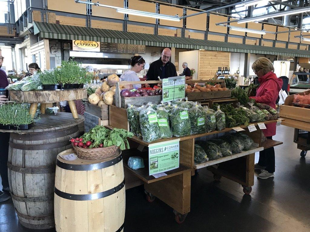 Halifax Seaboard farmer's market Photo Heatheronhertravels.com