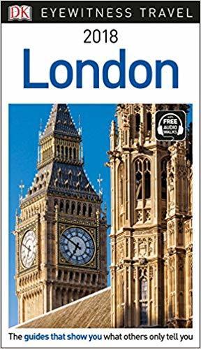 DK Eyewitness Guide London