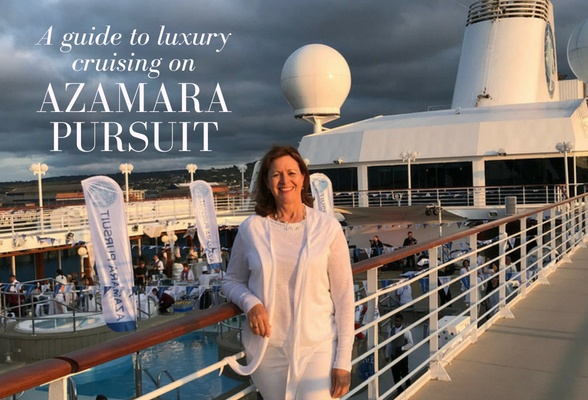 A guide to luxury cruising on Azamara Pursuit - with Azamara Club