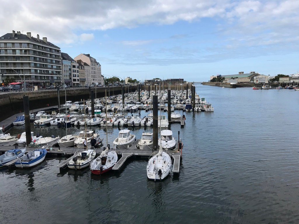 Cherbourg with Azamara Pursuit