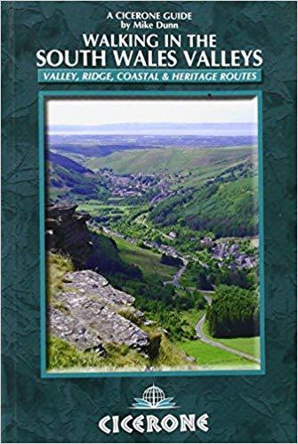 Cicerone Guide - Walking in the South Wales Valleys