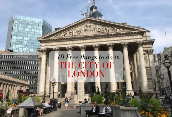 10 free things to do in the City of London