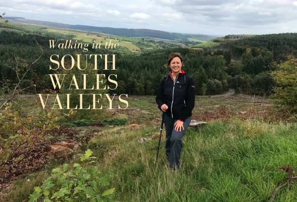 Walking in the South Wales Valleys