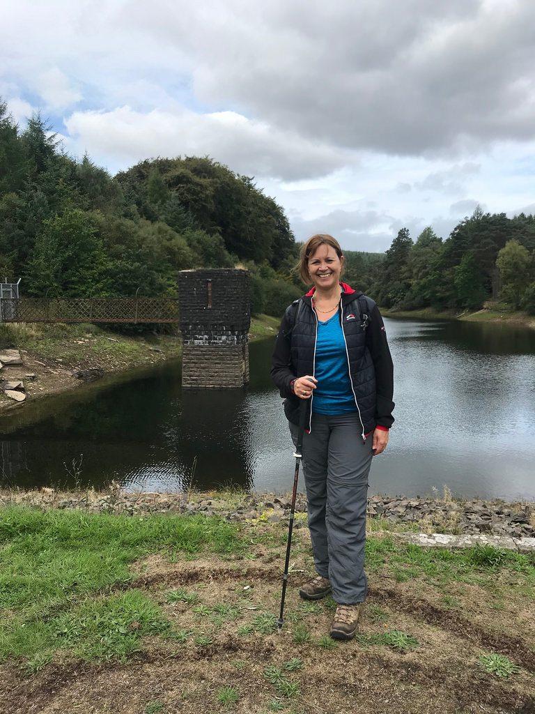Walking in The Valleys Wales