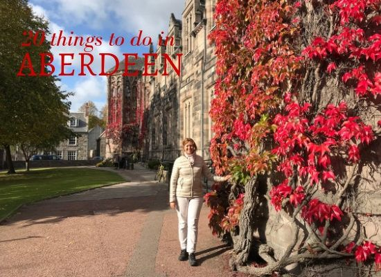 20 things to do in Aberdeen on a Weekend Break