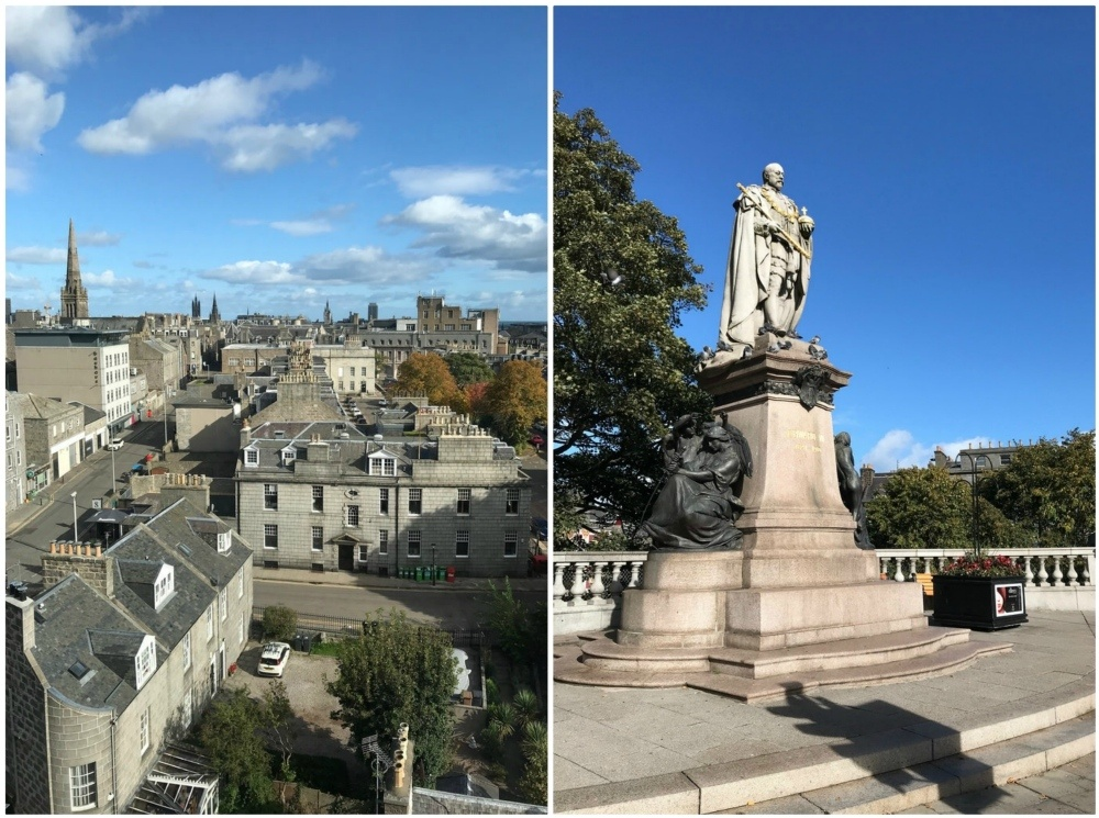 Aberdeen Granite City - things to do in Aberdeen with FlyBmi