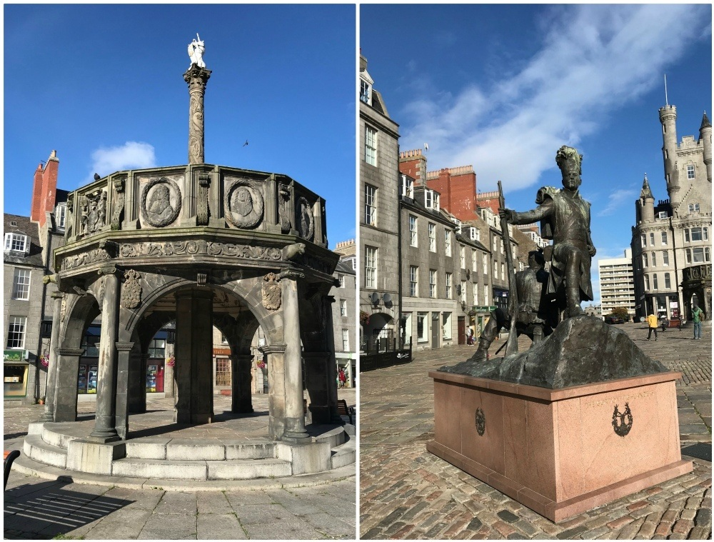 Castle Square Aberdeen - things to do in Aberdeen with FlyBmi