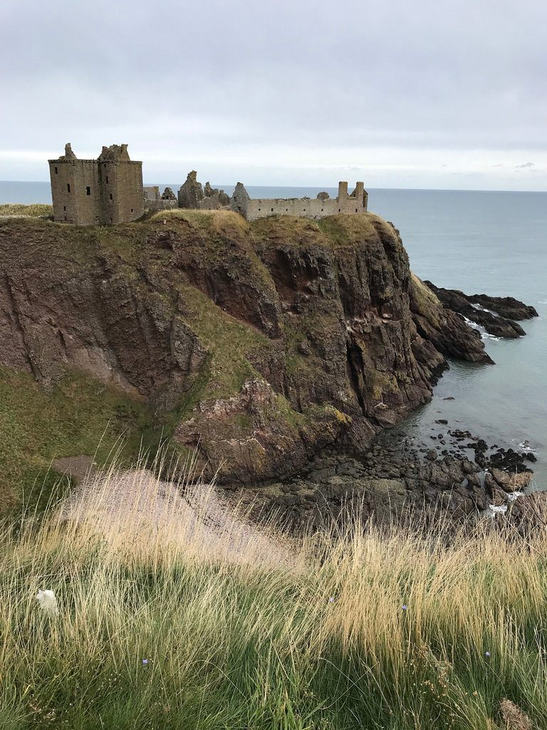 Dunnottar Castle Aberdeenshire - things to do in Aberdeen with FlyBmi