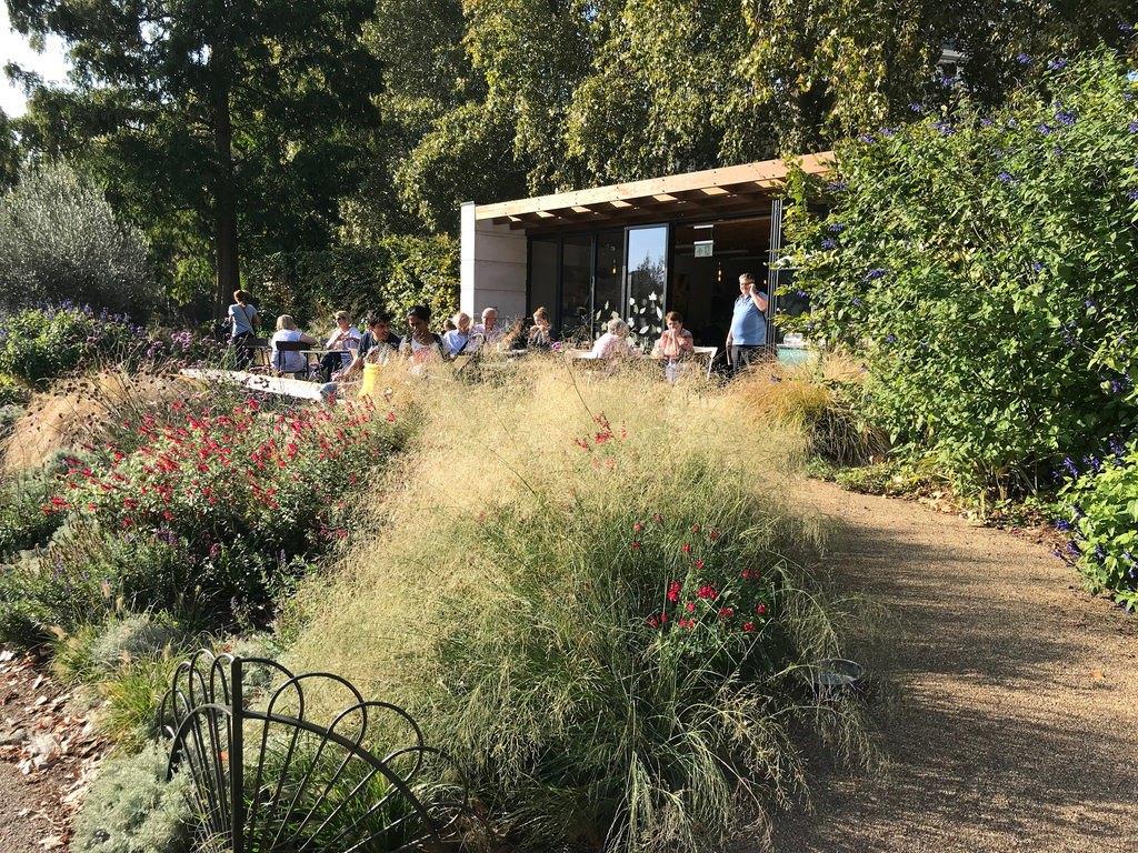 Italian Gardens in Kensington Gardens London