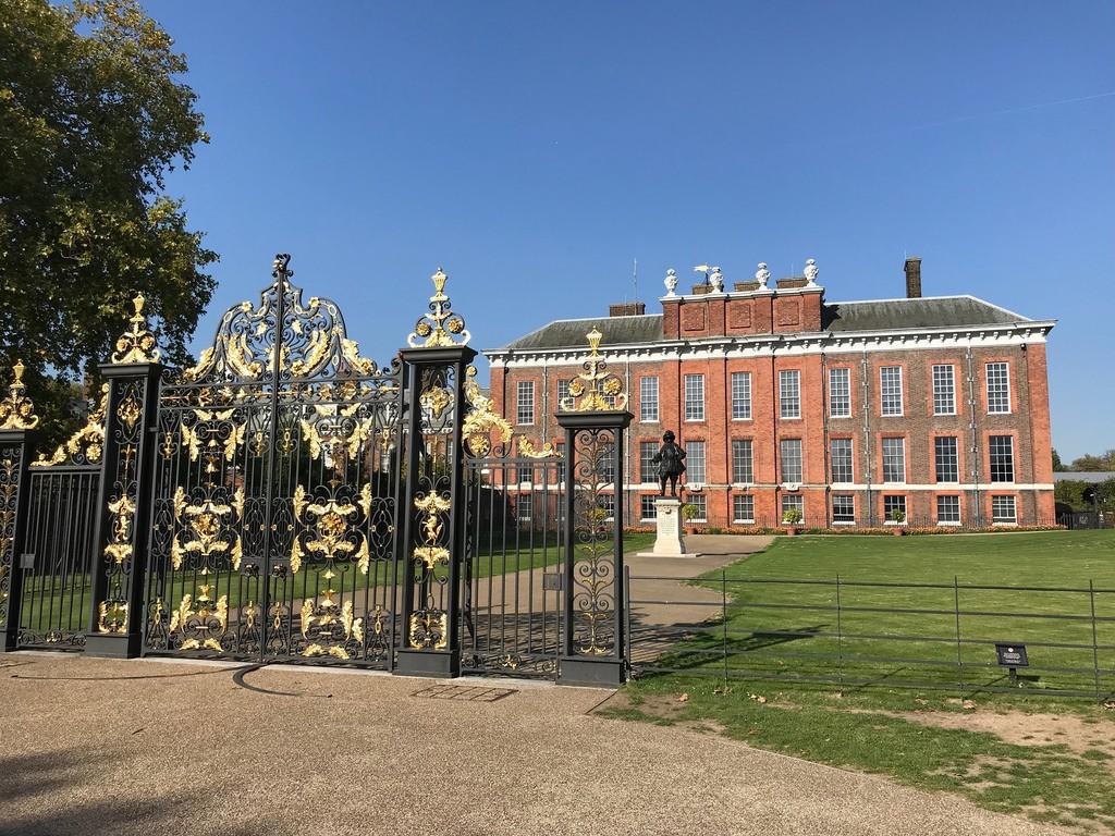 Kensington Palace in London Heatheronhertravels.com