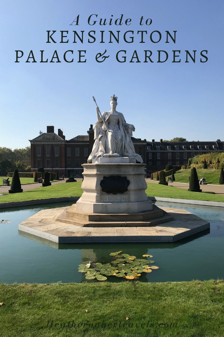 A Guide to Kensington Palace and Garden in London