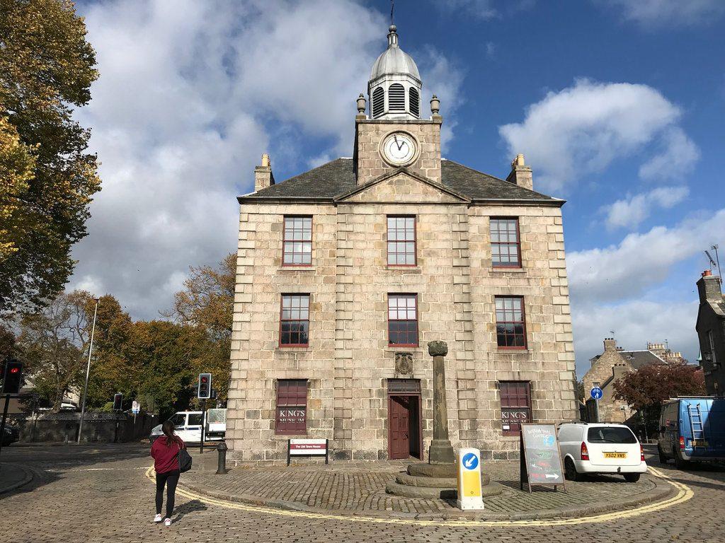 Kings Museum Aberdeen - weekend in Aberdeen with Flybmi