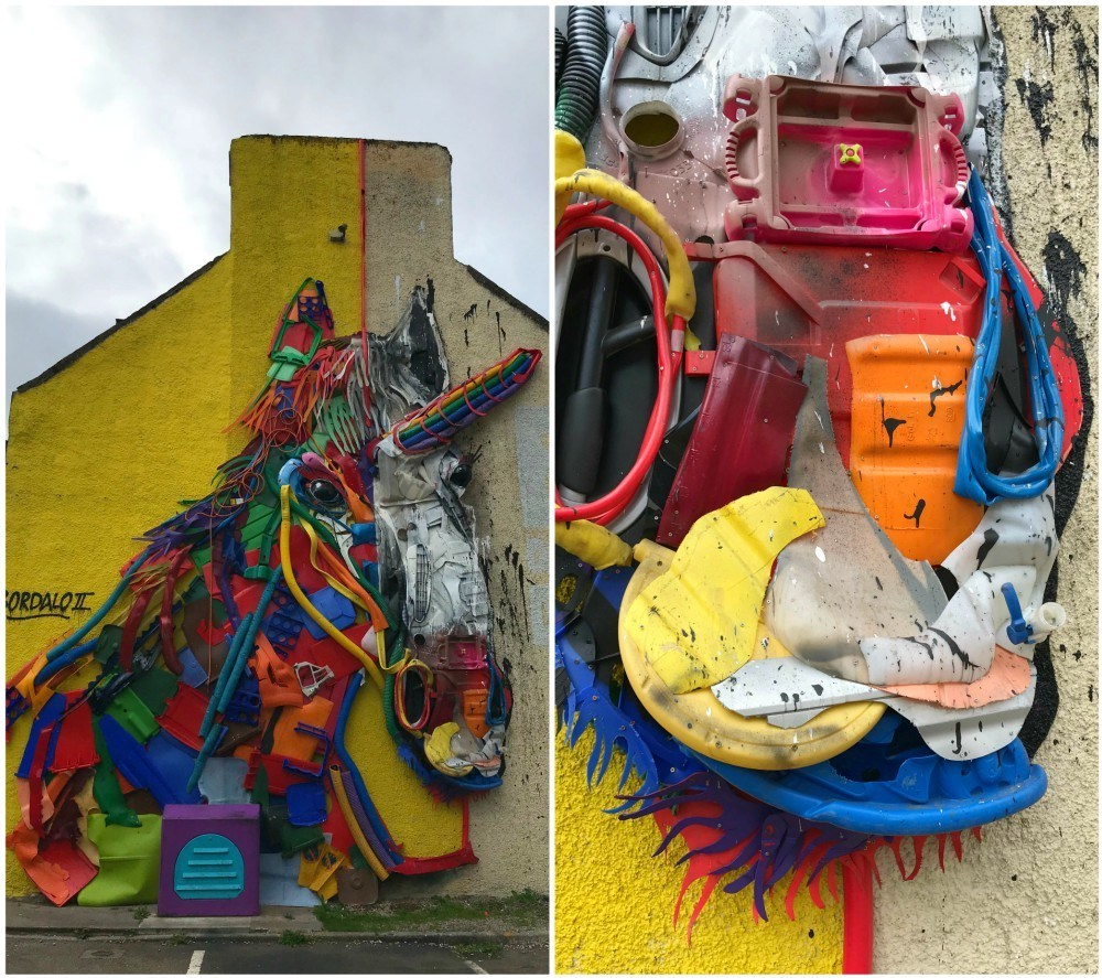 Nuart Aberdeen streetart4 - things to do in Aberdeen with FlyBmi