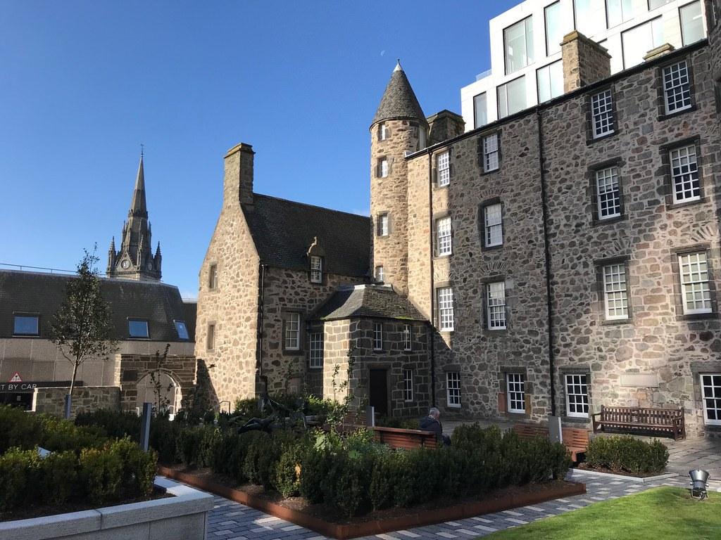 Provost Skene House - weekend in Aberdeen with Flybmi