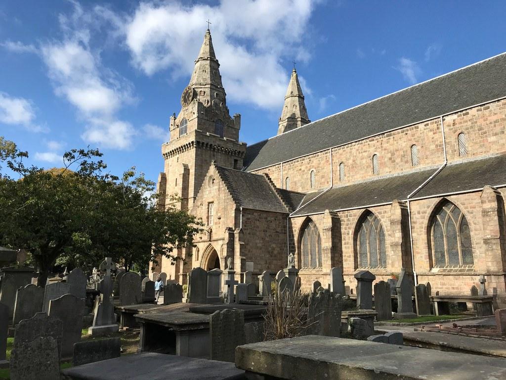 St Machar Cathedral Aberdeen3 - weekend in Aberdeen with Flybmi