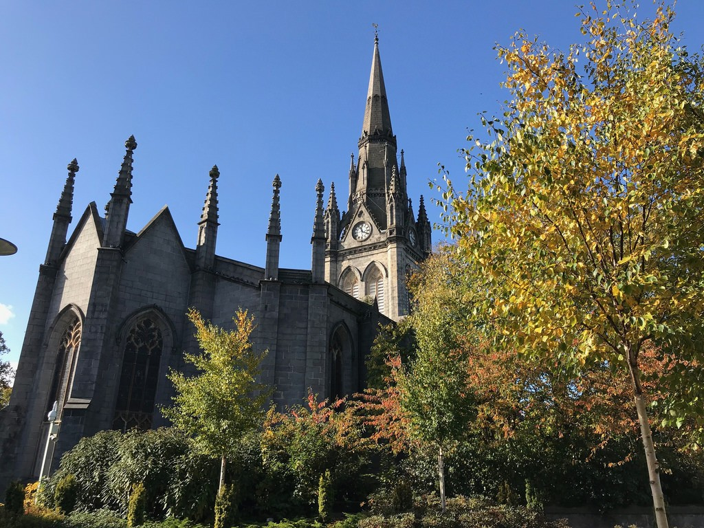 St Nicholas Kirkyard - things to do in Aberdeen with FlyBmi