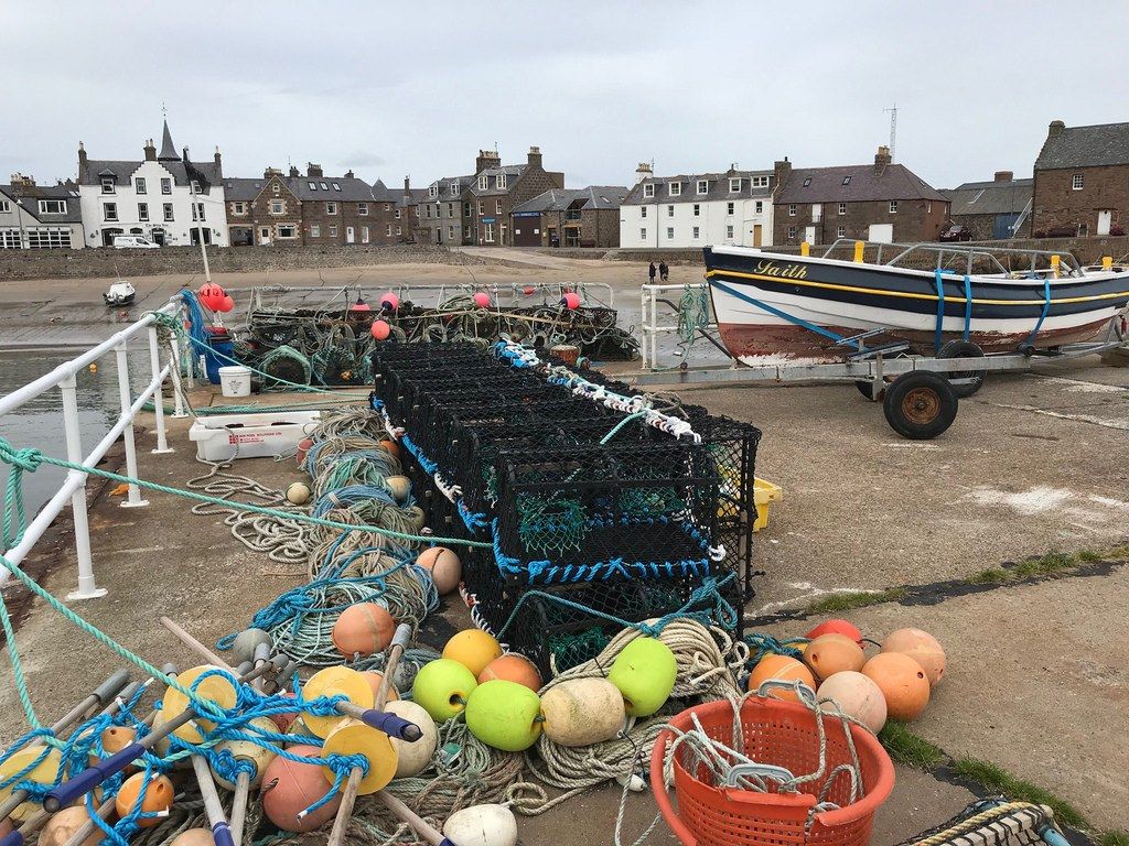 Stonehaven Aberdeenshire 2 - things to do in Aberdeen with FlyBmi