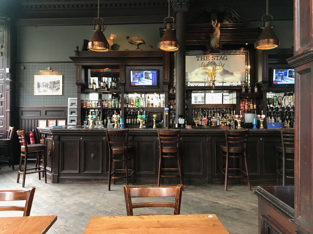 The Stag in Aberdeen - things to do in Aberdeen with FlyBmi