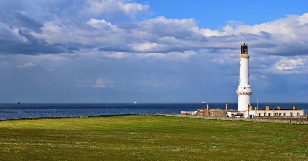 Torry Battery Aberdeen Photo Treeferris Flickr