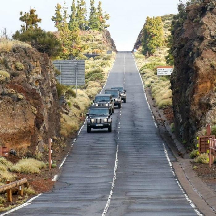 Change the Way Jeep Hard Rock Hotel Tenerife