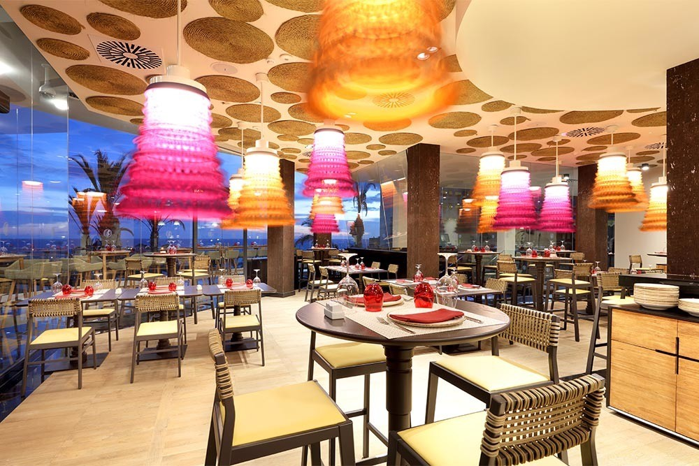 Hard Rock Hotel Tenerife - Ali Ole Restaurant