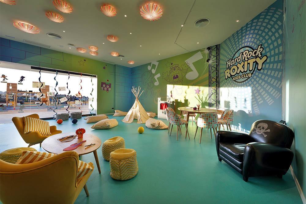 Hard Rock Hotel Tenerife - Rock Royalty Kids Club