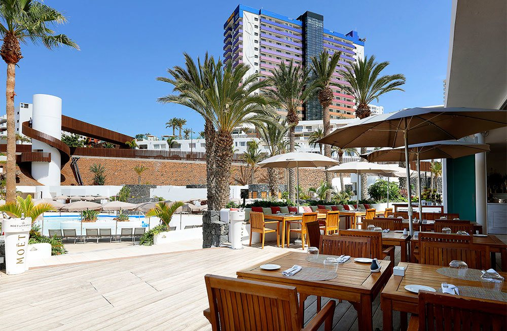 Hard Rock Hotel Tenerife - Beach Club