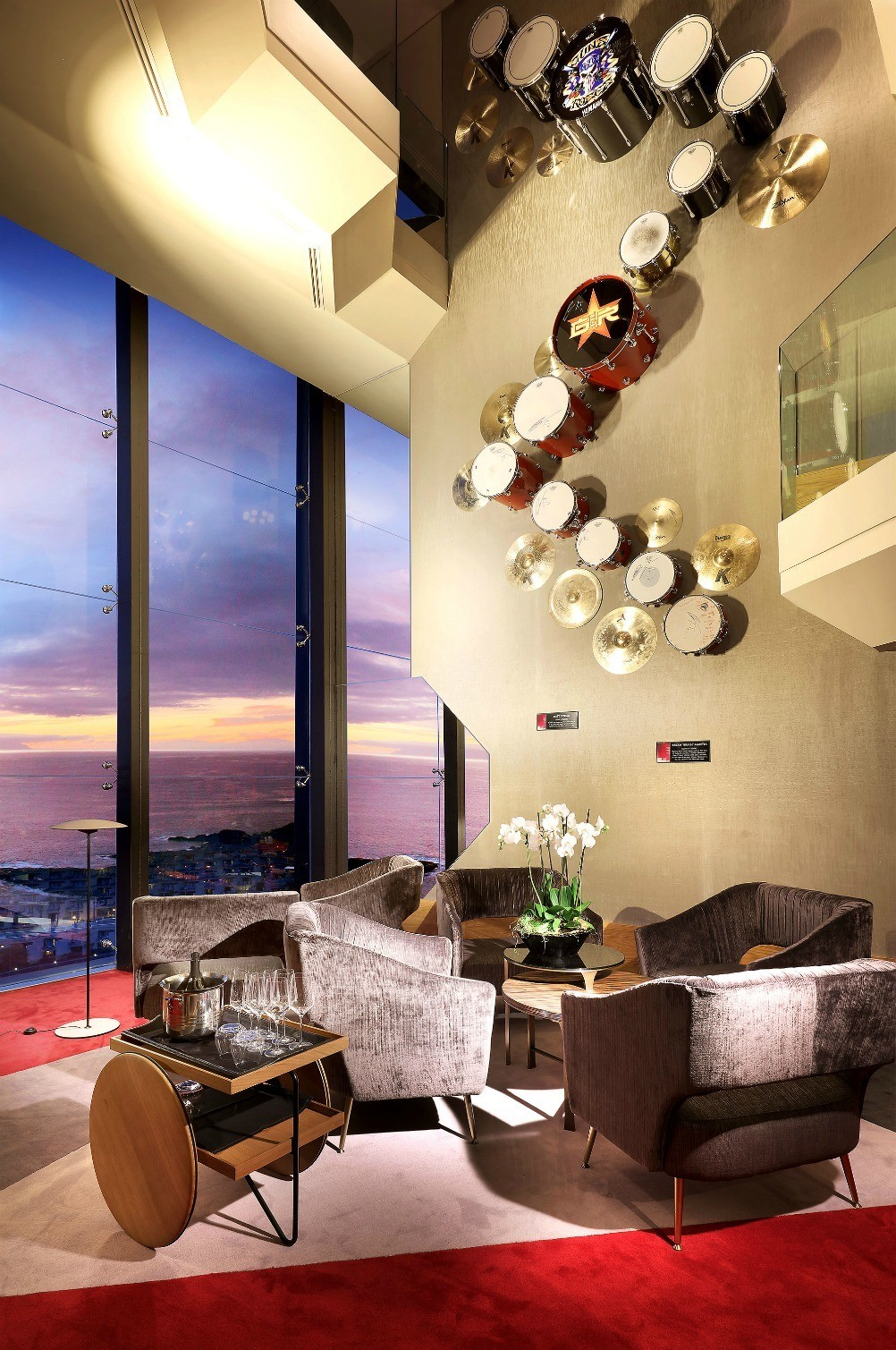 Hard Rock Hotel Tenerife Rock Royalty Suite