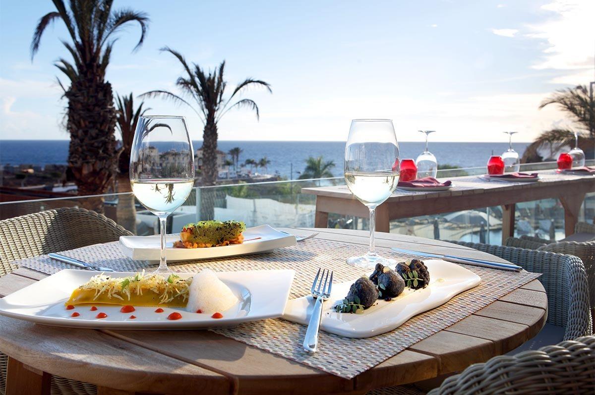Hard Rock Hotel Tenerife - Aliole Restaurant