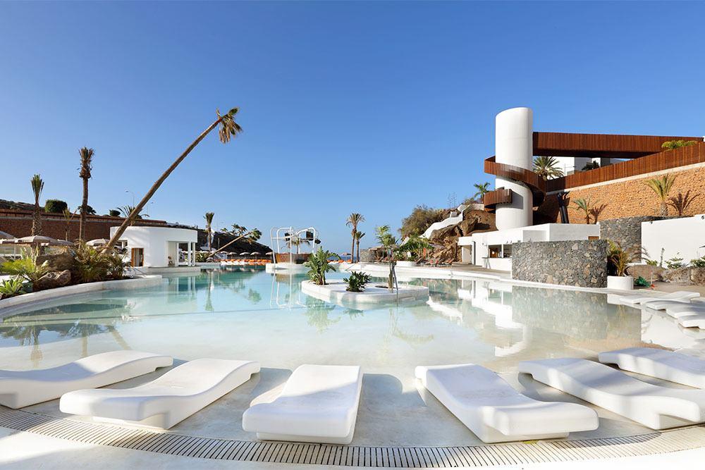 Hard Rock Hotel Tenerife - Lagoon