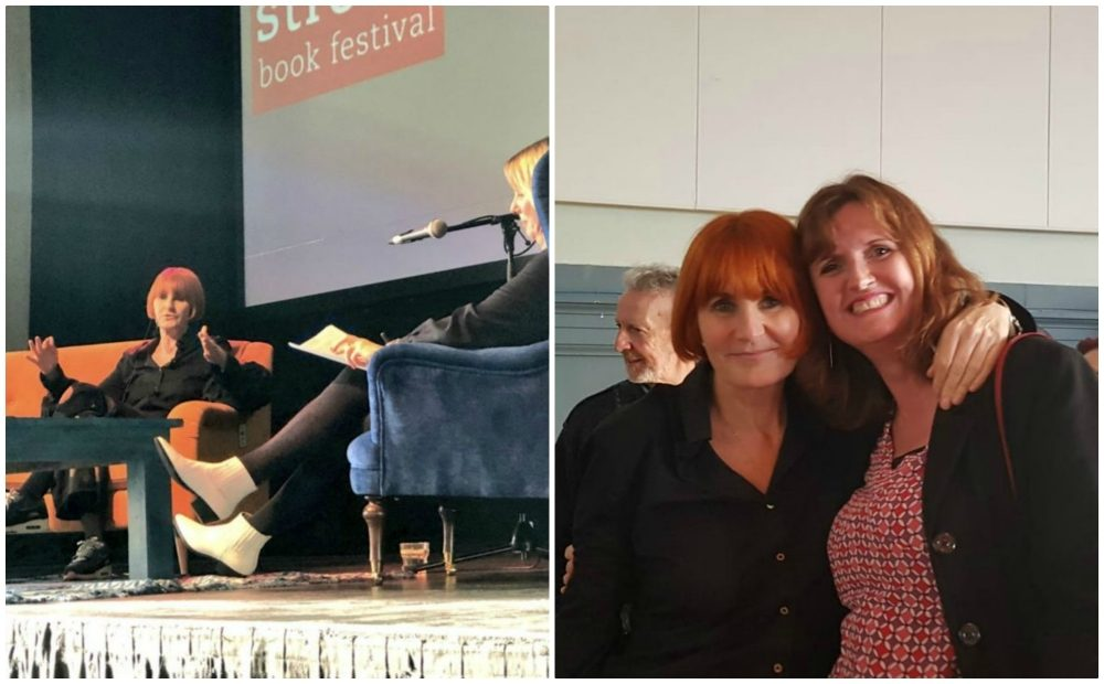 Mary Portas at Stroud Book Festival