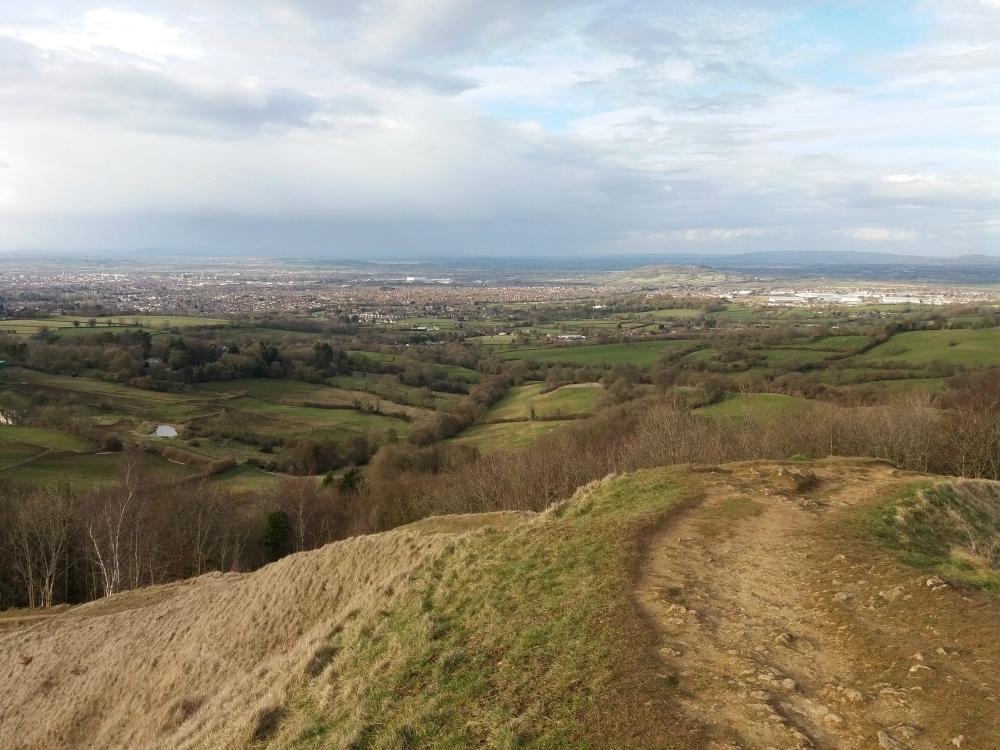 Walking near Stroud