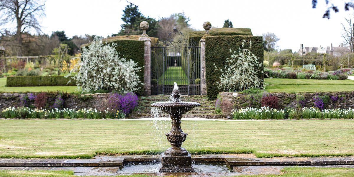 Miserden Gardens near Stroud