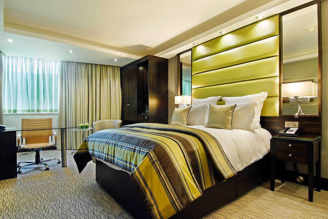 Bedroom at The Montcalm Hotel London Marble Arch
