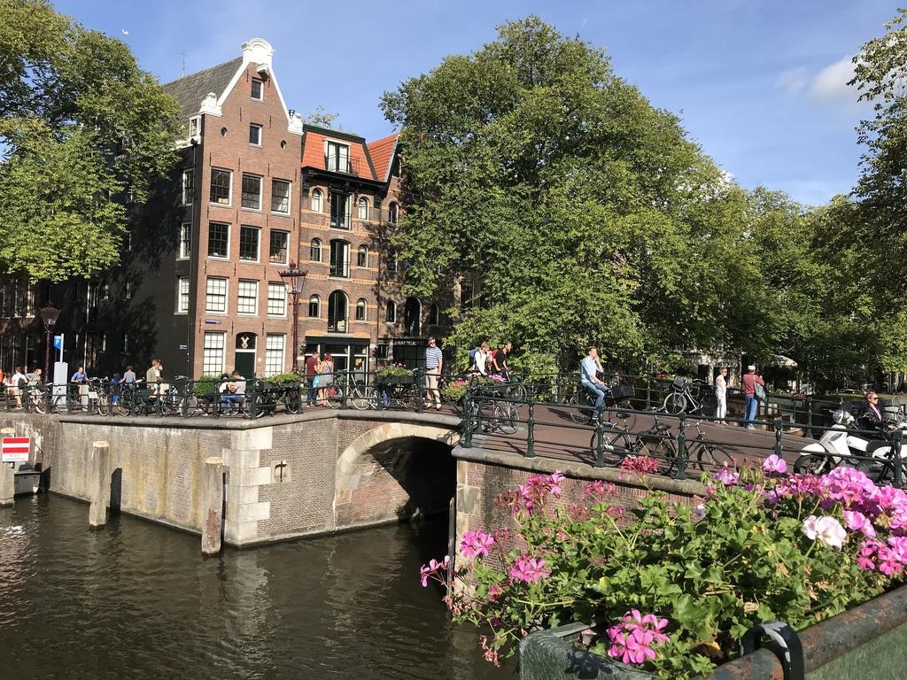 Amsterdam Canals Photo Heatheronhertravels.com