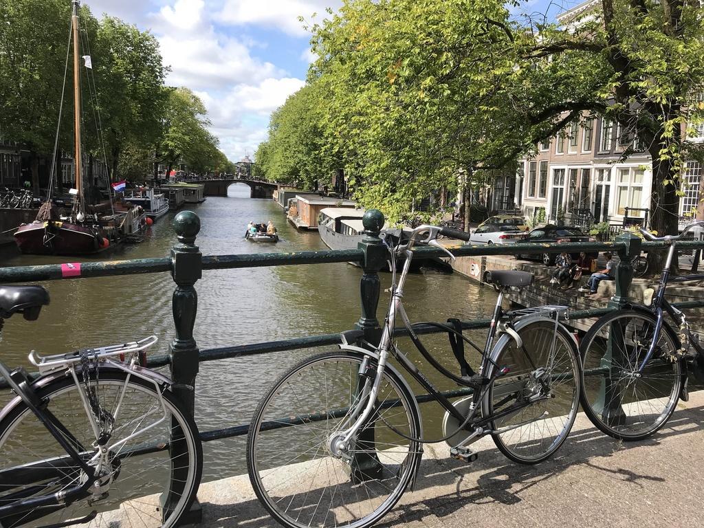 Amsterdam canals Titan River cruise