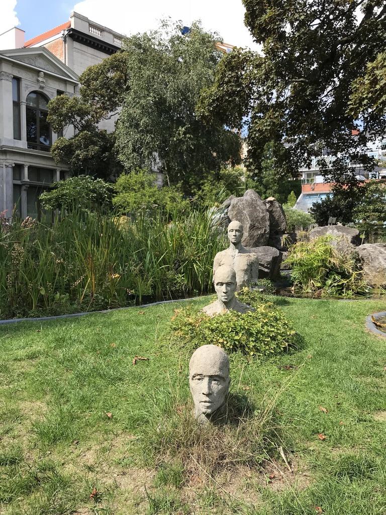 Botanic Garden in Antwerp