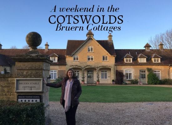 A weekend in the Cotswolds at Bruern Cottages