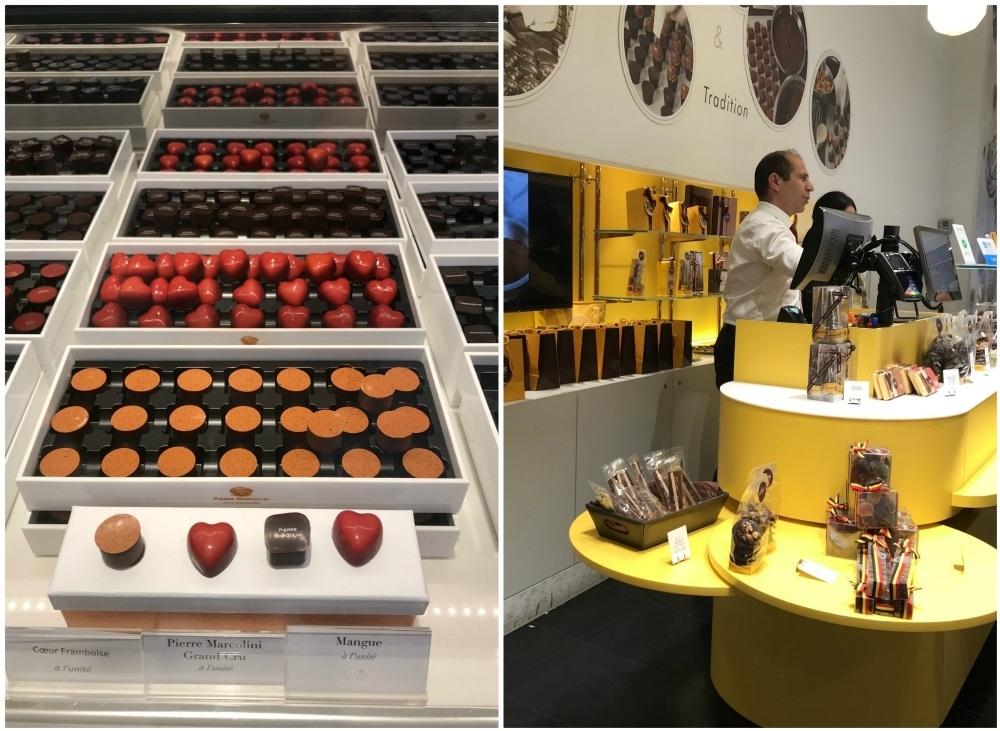 Chocolate in Brussels Photo Heatheronhertravels.com