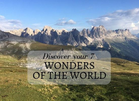 7 Wonders of the World with Exodus Travel