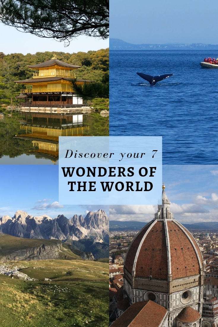 7 Wonders of the World with Exodus Travel