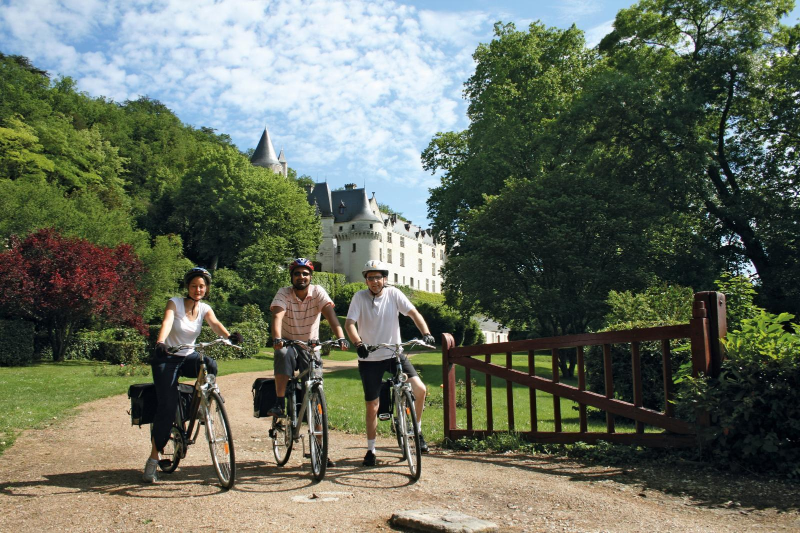 Cycling in the Loire with Exodus Travel