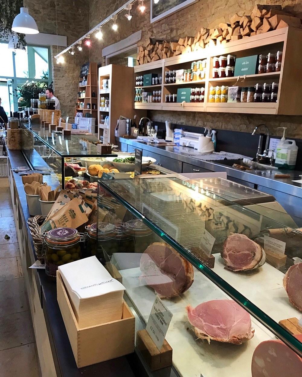 Daylesford Organics - Michael Paul Holidays - Bruern Cottages - Photo Heatheronhertravels.com