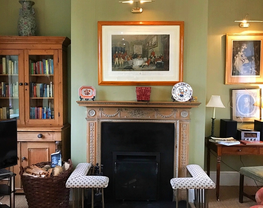 Drawing room Sandown - Bruern Cottages - Photo Heatheronhertravels.com