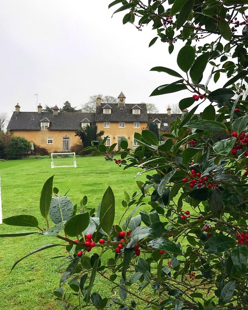 Gardens at Bruern Cottages - Photo Heatheronhertravels.com