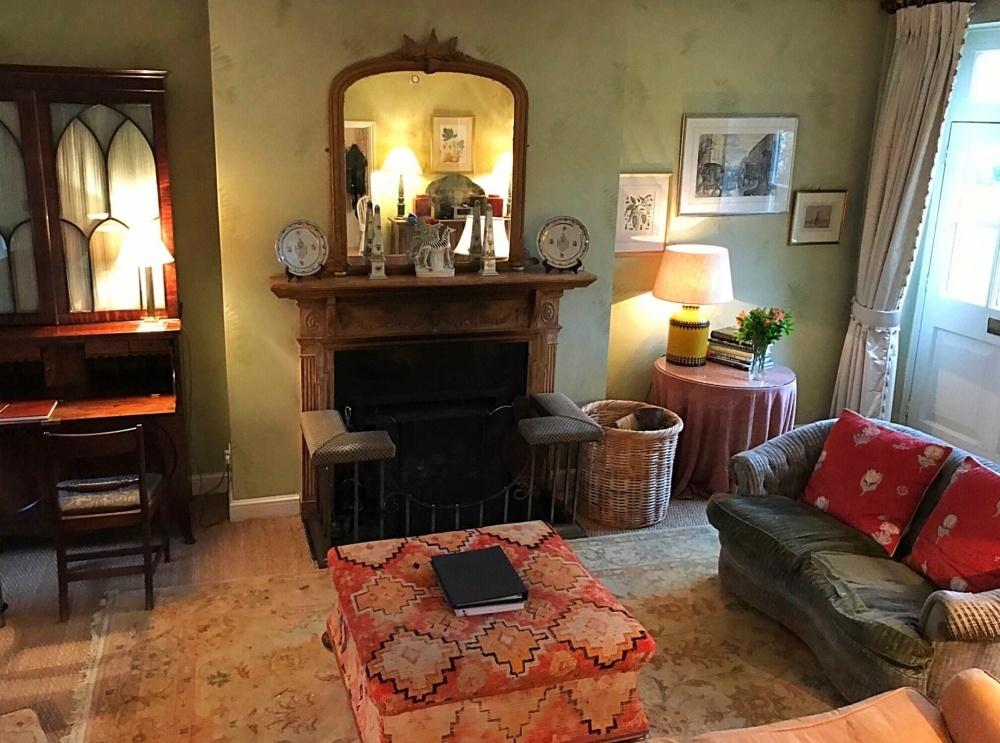 Living area Aintree - Michael Paul Holidays - Bruern Cottages - Photo Heatheronhertravels.com